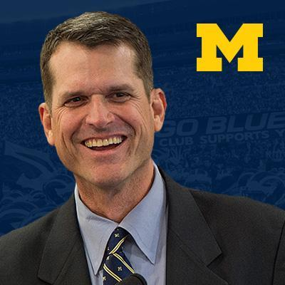 Photo Cred: @CoachJim4UM