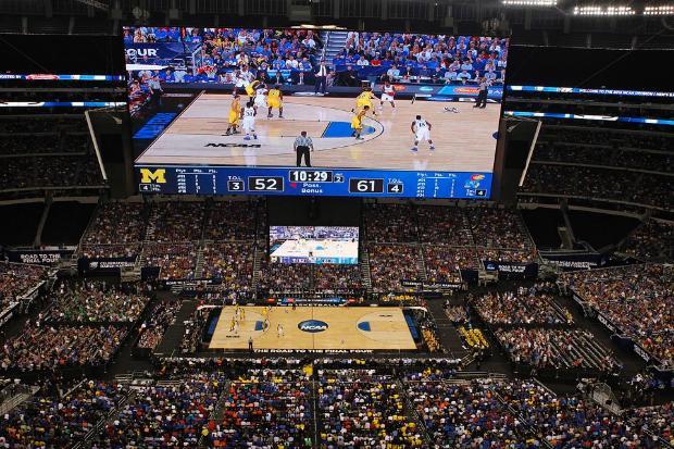 NCAA-Regionals-in-football-stadiums
