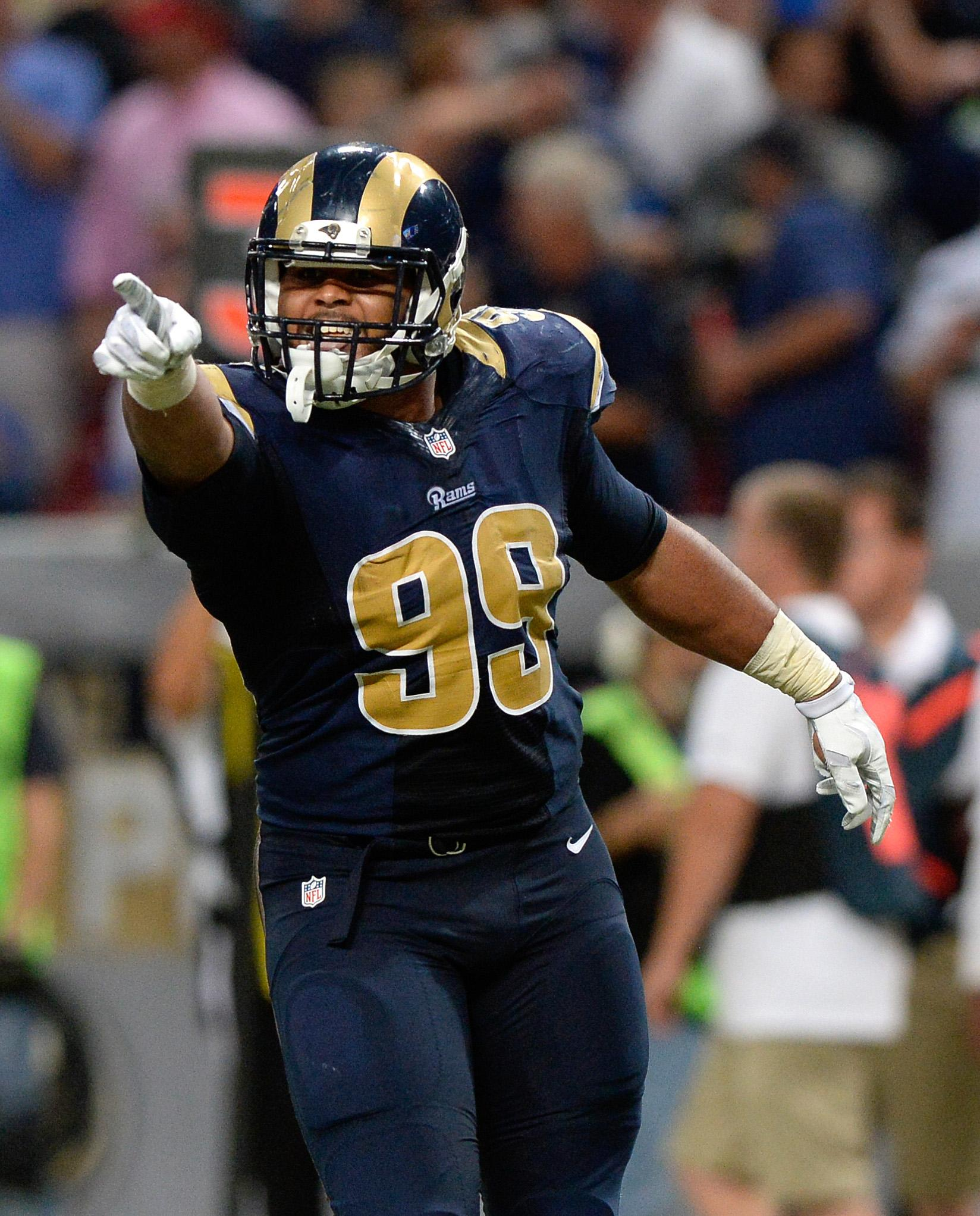 Hes Only Played 2 Seasons And Im Already Comfortable Telling You Aaron Donald Is Not The Best Defensive Lineman In NFL Player