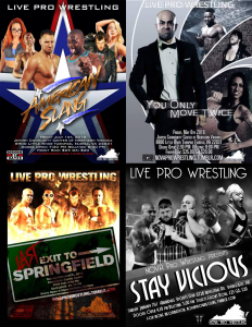NOVA Pro's show names and artwork help separate them from the pack.