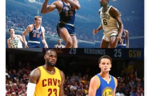 Old school vs new school nba