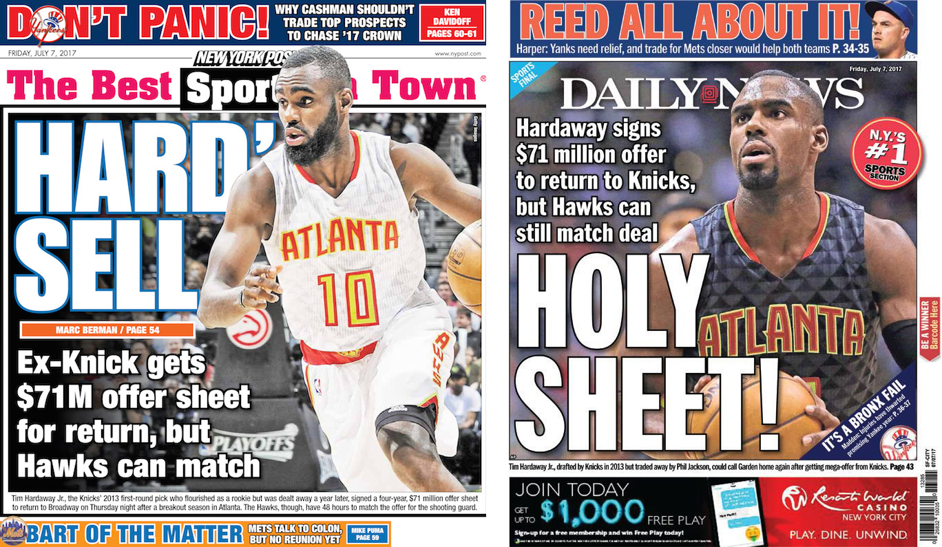 tim-hardaway-jr-contract-knicks-hawks-offer-sheet