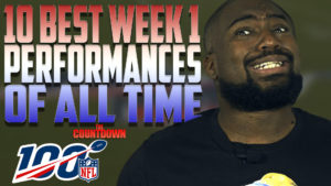 top10week1performancesofalltime