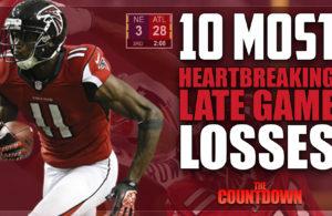 Heartbreaking Losses