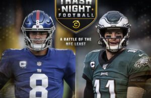 The lousy Eagles and worse Giants meet on Thursday night to kick of week 7 of the NFL season.
